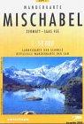 284T Mischabel Wanderkarte: Zermatt - Saas Fee (Wanderkarten 1:50 000)