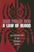 Download A Law of Blood: The Primitive Law of the Cherokee Nation pdf