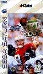 NFL Quarterback Club '96 - Sega Saturn