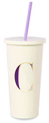 monogrammed plastic cups - 7