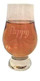 Pappy van Winkle Glencairn Nosing Snifter Glass - Van Pappy