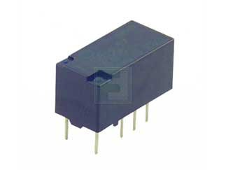 PANASONIC IND DEVICES (PIDSA) TXS2-L-3V TXS Series 1 A DPDT 3 VDC Single Coil Latching Through Hole Signal Relay - 5 item(s) (Coil Single Latching Relay)