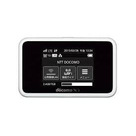 Wi-Fi STATION(HW-02G)docomo