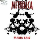 Mama Said [CD 1] by Metallica (1996-11-29)