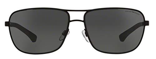 Óculos De Sol Emporio Armani Ea2033 3094 Preto