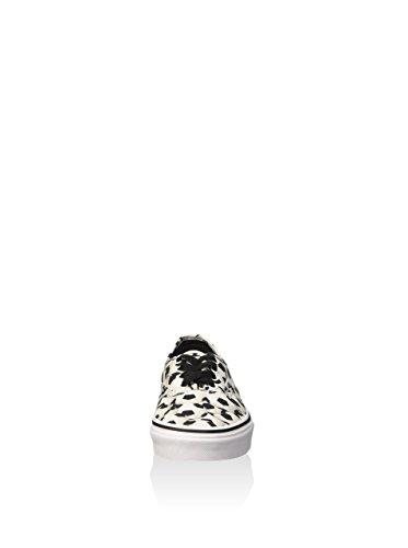 Vans Authentic - Zapatillas Unisex Niños Blanco / Negro