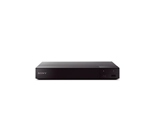 Sony BDP-S6700 4K Upscaling 3D Streaming Blu-ray Disc player w/ Wi-Fi HDMI Out (Certified Refurbished) by Sony