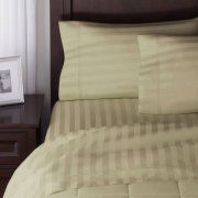 Better Homes and Gardens 300 Thread Count Wrinkle Free Damask Stripe Sheet Set from Better Homes & Gardens