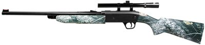 Grizzly Rifle/Scope (Bb Scope Gun Daisy)