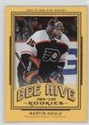 140 Matte - Martin Houle #64/100 (Hockey Card) 2006-07 Upper Deck Bee Hive - [Base] - Matte #140