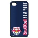MLS New York Red Bulls iPhone 4 Case (Red Bull Soccer Phone Case)