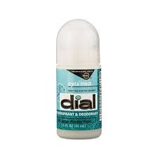 - Dial Crystal Breeze 24 Hour Anti-perspirant and Deodorant 1.5 Fl. Oz. (Pck of 2)