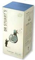(Dr. Stuart's Herbal Teas Throat Relief -- 15 Tea Bags Each / Pack of 2)