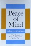 Peace of Mind, Joshua L. Liebman, 0671213474