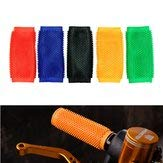 Rubber Handlebar Grip Bicycle Anti Slip Mountain Aluminum Ergonomic - 1PCs -