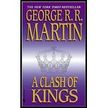 Clash of Kings (00) by Martin, George RR [Mass Market Paperback (2000)]