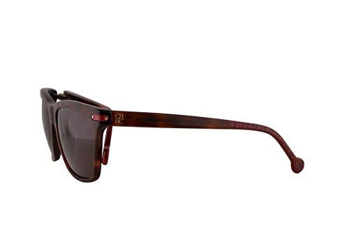 Amazon.com: Carolina SHE603 Herrera - Gafas de sol con lente ...