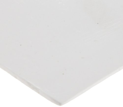 Gore-Gr Expanded PTFE Sheet Gasket, White, 1/8'' Thick, 30'' × 30'' (Pack of 1) by Small Parts