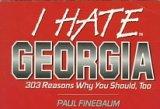 I Hate Georgia (vol. 1) (I Hate series) (v. 1)