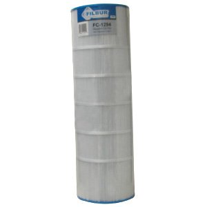 Filbur FC-1294 Antimicrobial Replacement Filter Cartridge for Select Pool and Spa Filter by Filbur