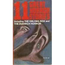 11 Great Horror Stories Including The Oblong Box and The Dunwich Horror