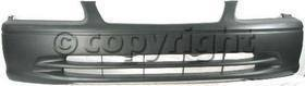 2000-2001 Toyota Camry FRONT BUMPER COVER (Bumper 2000 Front Cover)