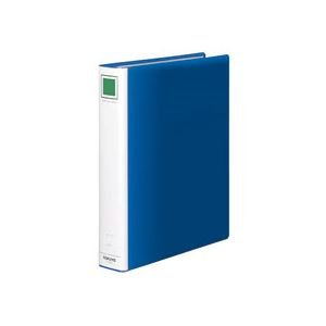 (まとめ)チューブファイル<エコ> 片開き A4タテ 40mmとじ 青 10冊 生活用品 インテリア 雑貨 文具 オフィス用品 ファイル バインダー クリアケース クリアファイル 14067381 [並行輸入品] B07L7NP42S