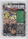 "Wolverine Vol. 2 #75 (""""Nightmare Persist"""") (Trading Card) 2011 Upper Deck Marvel Beginnings Series 1 -..."