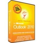 Total Training - Total Training For Ms Outlook 2010 (Works With: Dvd Software)