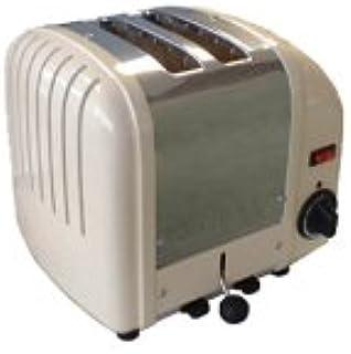 Dualit 3 Slot Toaster Cream Amazon Kitchen & Home
