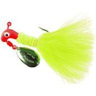 Road Runner Marab Fishing Equipment, 1/8 oz, Red ()