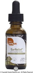 Zahlers Ear Relief Soothes Ear Inflammation & Tenderness - 30 ml