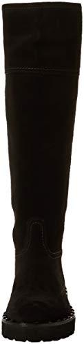 Robin Bottes schwarz Noir Kennel 440 Femme Hautes Schmenger Und SqxnEwRU