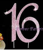 large-sweet-sixteen-real-rhinestone-pink-cake-topper-by-forbes-favors