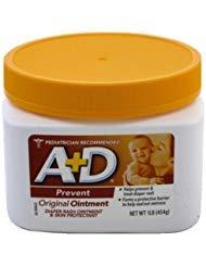 A+D Original Ointment 1 Lb Tub (6 Pack) by A&D