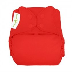 BumGenius Freetime All in One Cloth Diaper - Pepper - One Size - Snap