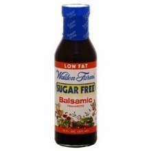 Walden Farms Calorie-Free Balsamic Vinaigrette, 12 Ounce (Pack of 6) by Walden Farms