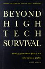 Beyond High Tech Survival : Turning Government Policy into International Profits, Jernigan, Clifford E., 0965576914