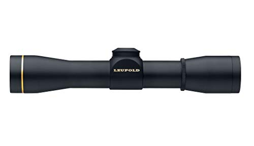 Leupold FX-II 4x28mm Handgun Scope, Duplex Reticle, Matte Finish