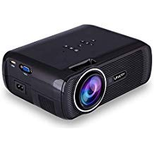 DSstyles HD Projector 1080P LED Mini Projector 3000 Lumens Portable Home Theater Video Projector from DSstyles