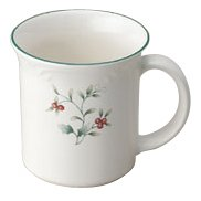 Pfaltzgraff® Winterberry Set of 4 Coffee Mugs