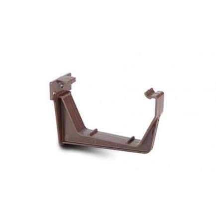 Polypipe Rs209 Square Gutter Fascia Support Bracket 112mm Brown Buy Online In Guernsey At Desertcart Productid 202980781