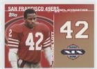 - Ronnie Lott (Football Card) 2008 Topps - NFL Dynasties Tribute #DYN-RL