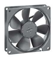 3-5/8'' Square Axial Fan, 24VDC