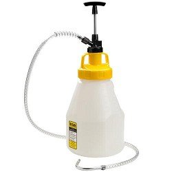 FDS-KIT-10-PUMP-Y Fluid Defense Systems Fluid Defense 10 Liter Oil Drum Pump Kit -YELLOW