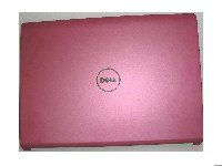 Sparepart: Dell LCD Backcover (PINK) Including Hinges, P636X (Including Hinges)