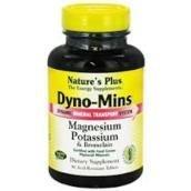 Nature's Plus - Dyno-Mins Magnesium, Potassium, Bromelain - 90 Tablets by Nature's Plus (90 Tabs Potassium)