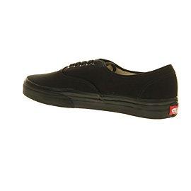 Black Sneaker Vans Nero Unisex VEE332D Adulto Authentic npHq7wxHYO