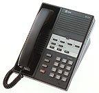 Avaya MLS 6 Telephone Black