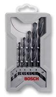 Bosch Pro 5tlg.metallbohrer-Set HSS-R Rollers